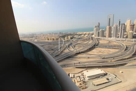 3 Bedroom Flat for Rent in Jumeirah Lake Towers (JLT), Dubai - Full Sea/ Marina View | Unfurnished | Balcony