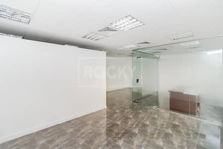 Office for Rent in Al Quoz, Dubai - Fitted | Near Al Safa Metro | 30 Days Free | 1 Parking