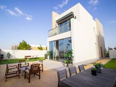 فیلا 4 غرف نوم للبيع في دبي الجنوب، دبي - Pay till 2024| Independent Golf course villa
