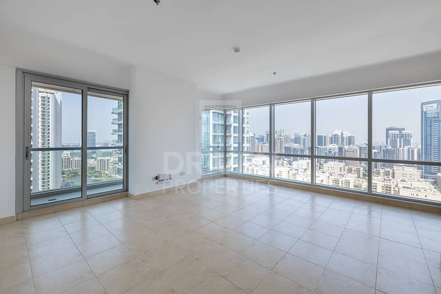 Golf Course Views | High Floor | Vacant