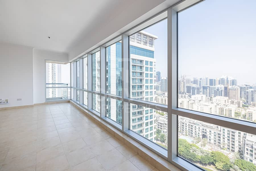 2 Golf Course Views | High Floor | Vacant