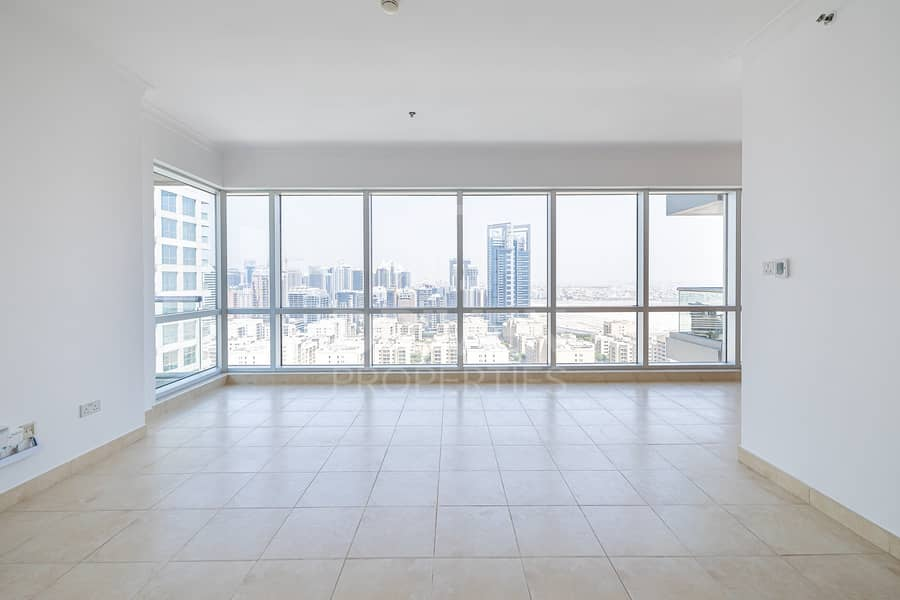 13 Golf Course Views | High Floor | Vacant