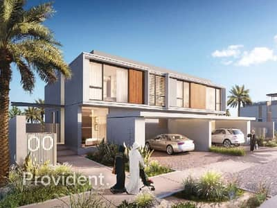 3 Bedroom Townhouse for Sale in Dubai Hills Estate, Dubai - Golf View | Motivated Seller | Resale Deal