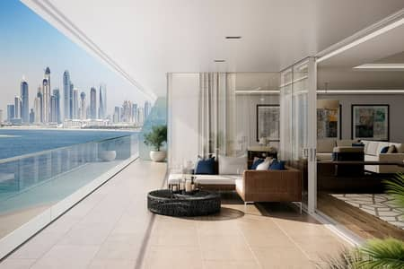 5 Bedroom Flat for Sale in Palm Jumeirah, Dubai - Palm Panorama 5-BR|W Residence|Lux Apartment|Palm View