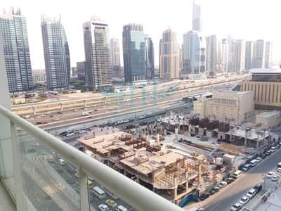 شقة 1 غرفة نوم للايجار في دبي مارينا، دبي - Stunning Marina View from the 1 BR Marina View Tower