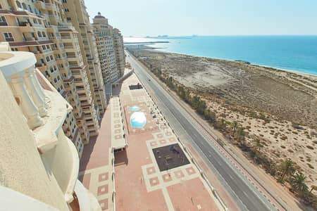 3 Bedroom Apartment for Rent in Al Hamra Village, Ras Al Khaimah - Amazing Apartment | 3 Bedrooms | With a Beautiful Sea View