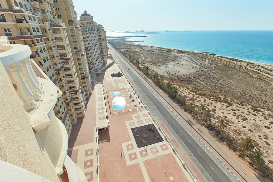 Amazing Apartment | 3 Bedrooms | With a Beautiful Sea View