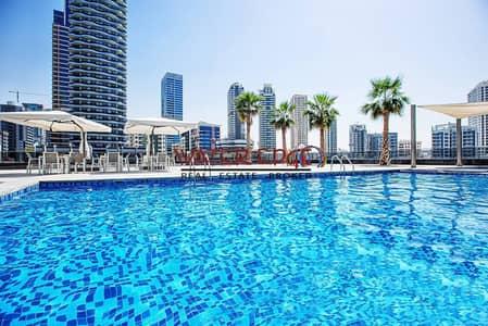 1 Bedroom Flat for Rent in Dubai Marina, Dubai - Full Marina View | Luxury Amenities | Huge Layout