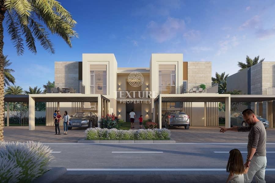 2 Brand New | 2 Bedroom Townhouse | Urbana Dubai South
