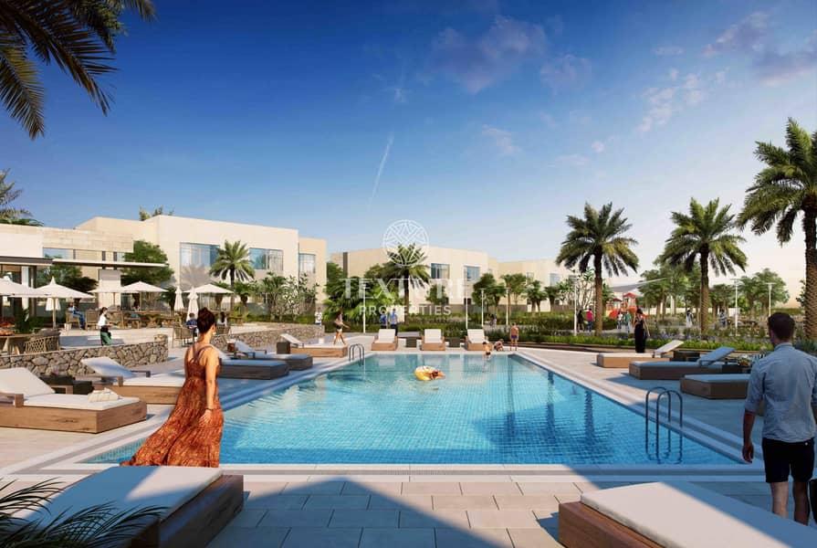 11 Brand New | 2 Bedroom Townhouse | Urbana Dubai South