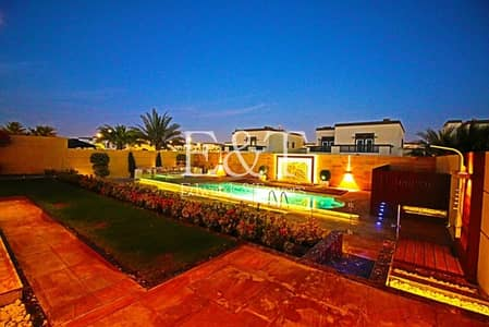 5 Bedroom Villa for Rent in Jumeirah Park, Dubai - Fully Serviced | Luxury | W/ Pool | 5 Bed  | JP