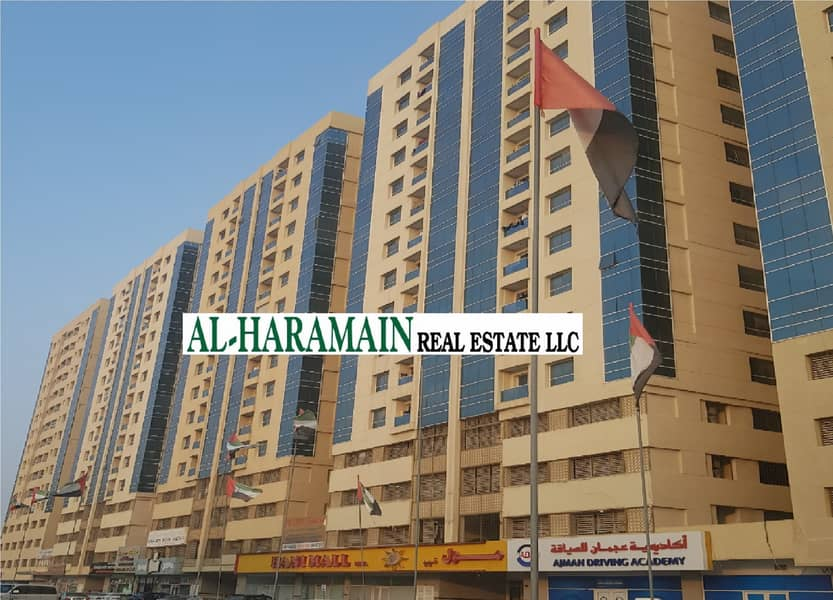 2 Bedroom Hall Apartment in Garden City Jurf for Rent