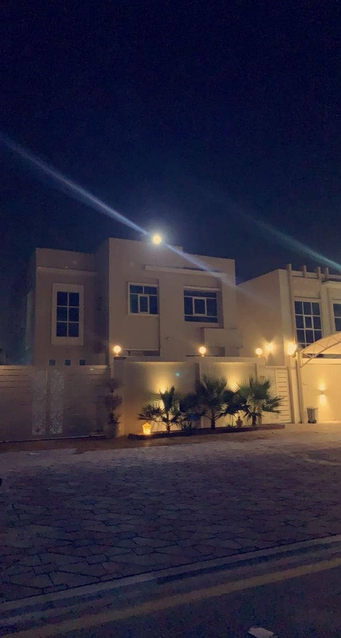 BEST DEAL NEW VILLA 5 MASTER SIZE BEDROOM (AL HAMIDIYA) FOR RENT 1,20,000/-, FOR SALE (1. M AND 950 THOUSAND)ONLY