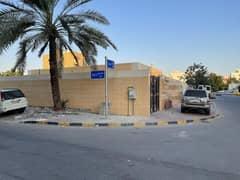 Arabic house, corner of Al Nuaimia area, complete maintenance