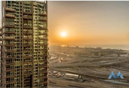 شقة 1 غرفة نوم للبيع في أبراج بحيرات الجميرا، دبي - Exceptional Views | Highly Maintained & Massive | JLT
