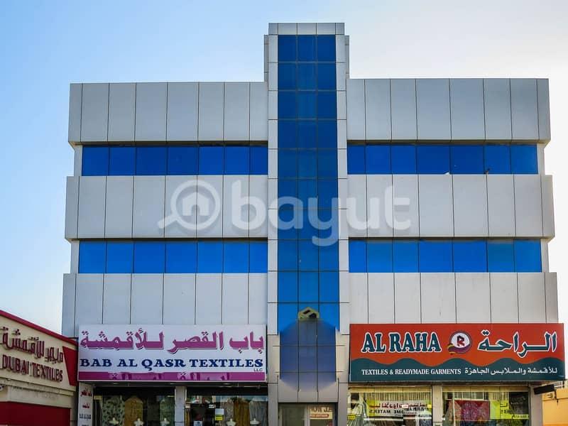 شقة في راك سيتي 2 غرف 18000 درهم - 4939327