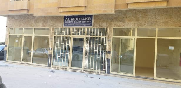 Shop for Rent in Al Nabba, Sharjah - DIFFERENT SIZE SHOPS AVAILABLE FOR RENT IN NABBH