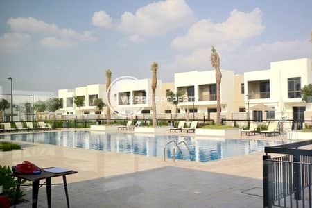3 Bedroom Villa for Rent in Town Square, Dubai - Close To Pool & Park With Landscape & Maids Room