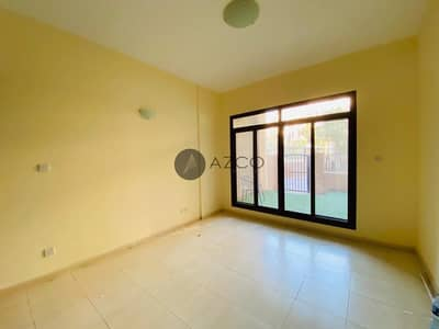 1 Bedroom Apartment for Sale in Jumeirah Village Circle (JVC), Dubai - Invest Now |Ground Floor Rented |Private Entrance