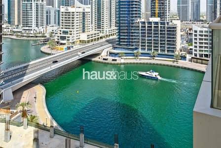 2 Bedroom Apartment for Sale in Dubai Marina, Dubai - Bright | Prime Location | Marina View