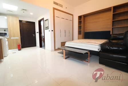 Studio for Rent in Al Furjan, Dubai - Chiller Free| high floor | Close to metro station