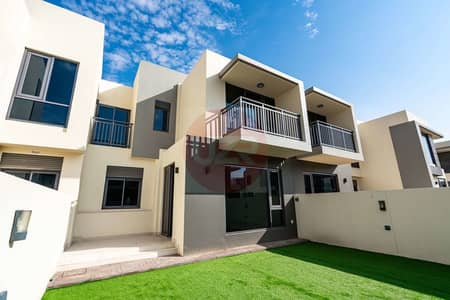 تاون هاوس 3 غرف نوم للبيع في دبي هيلز استيت، دبي - Single Row 3Bed + Maid  Well Maintained