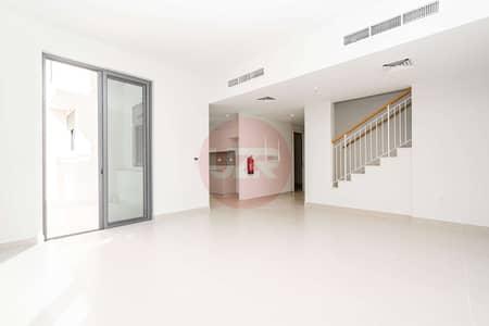 تاون هاوس 4 غرف نوم للبيع في دبي هيلز استيت، دبي - End Unit 4 Bed + M  Single Row   Type 2E
