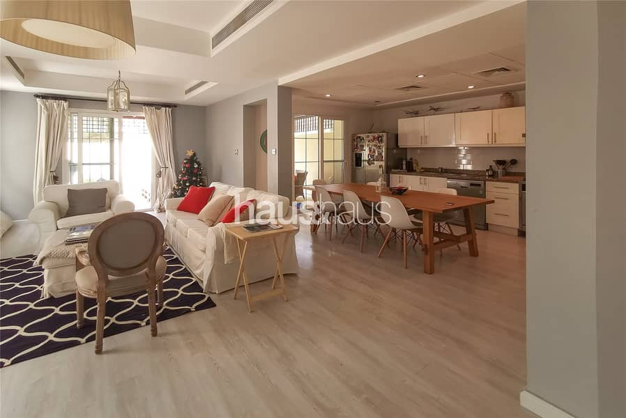 2 Unique upgraded open-plan Type 3E | Close to Pool
