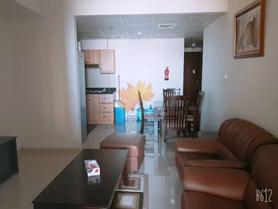 1 Bedroom Apartment for Rent in Dubai Sports City, Dubai - 1BR Higher Floor Ready To Move In Elite Residences 08