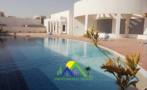 1 Bedroom Flat for Rent in Asharej, Al Ain - Amazing European Complex with Swimpool And Gym