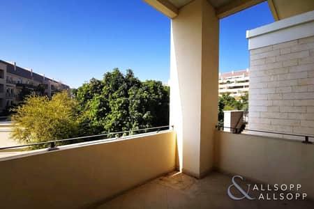 شقة 1 غرفة نوم للايجار في موتور سيتي، دبي - 12 Cheques | Garden View | Available Now
