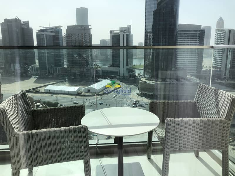 Mid Floor | Spacious Layout | Fully Furnished
