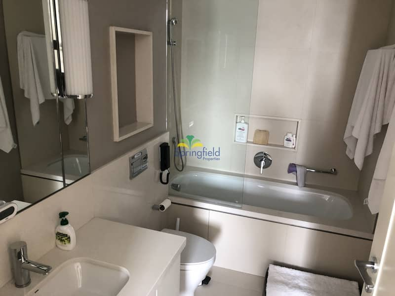 10 Mid Floor | Spacious Layout | Fully Furnished