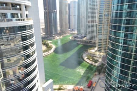 شقة 2 غرفة نوم للايجار في أبراج بحيرات الجميرا، دبي - Two Bedrooms | Corner Unit | Lake Views