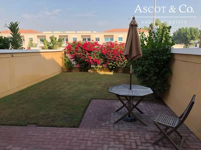1 Bedroom Townhouse for Sale in Jumeirah Village Triangle (JVT), Dubai - Investment - Single Row- 1BR - Townhouse