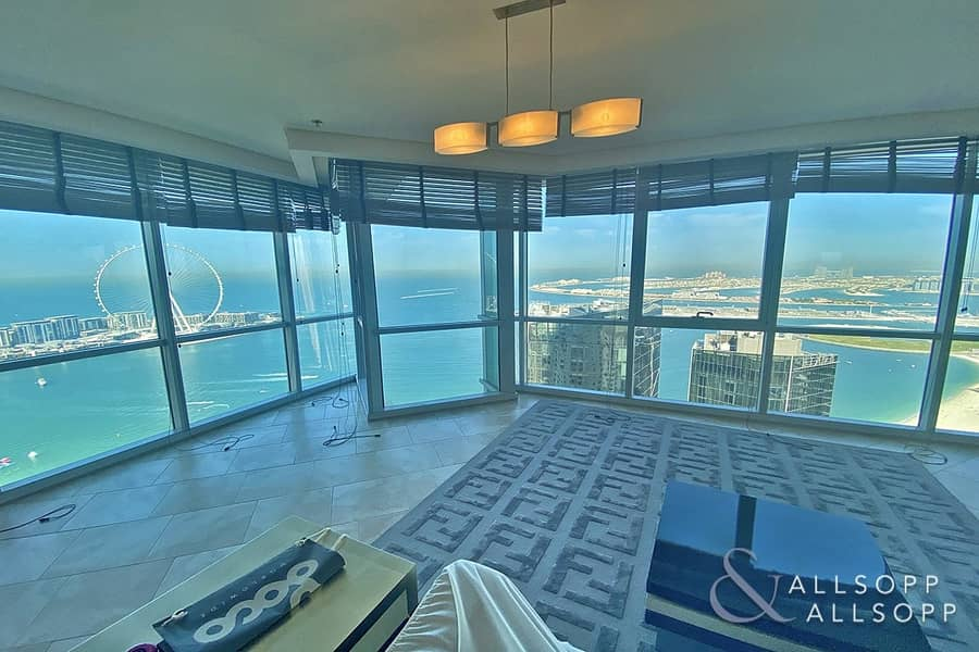 2 180 Degree Sea View | Exclusive | Vacant