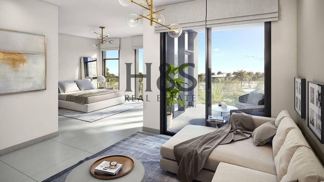 2 Modern Design Villa I Spacious 4 Beds + Maid I Dubai Hills