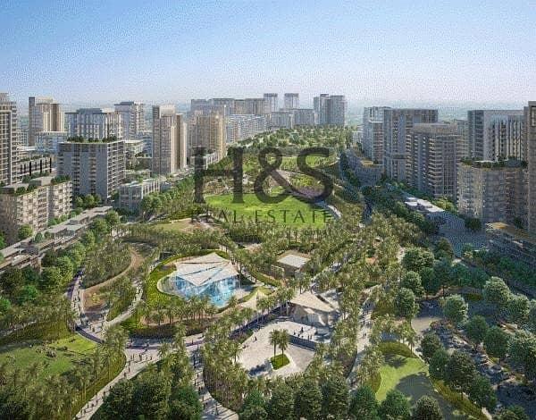 9 Modern Design Villa I Spacious 4 Beds + Maid I Dubai Hills