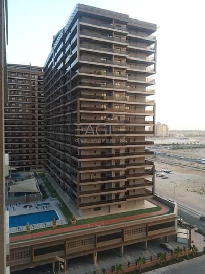 فلیٹ 2 غرفة نوم للايجار في مدينة دبي الرياضية، دبي - Chiller Free | Golf View Residence | Balcony
