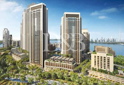 1 Bedroom Flat for Sale in The Lagoons, Dubai - The Tower View | Corner Unit | Resale