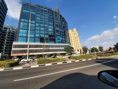 Shop for Rent in Dubai Silicon Oasis, Dubai - Prime Exposure Guaranteed I  Main Road I with outside area