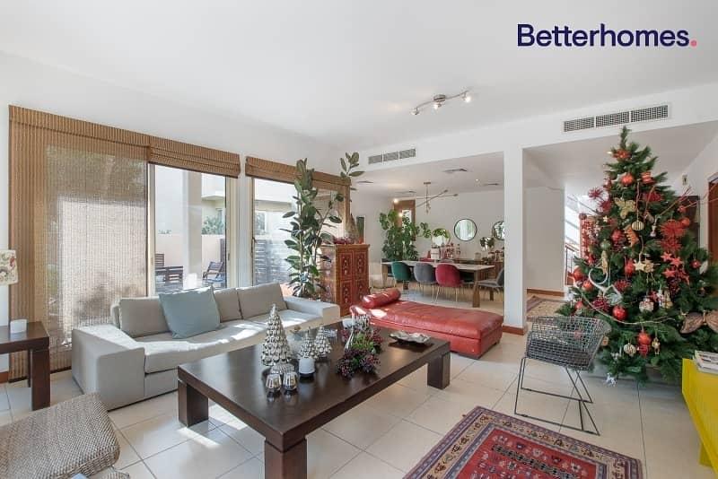 Single Row |3Bedroom Plus Maids|Park View