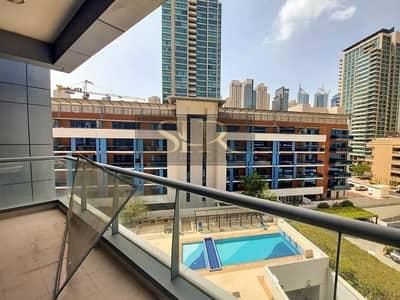 شقة 3 غرف نوم للايجار في دبي مارينا، دبي - 3 BR / front of  Metro / Chiller Free Marina