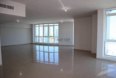 4 Bedroom Apartment for Rent in Al Reem Island, Abu Dhabi - Smashing Offer 1 Month Free & 12 Cheques 4 Master BR + Maids Room with Balcony