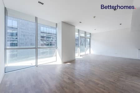 2 Bedroom Flat for Rent in Jumeirah, Dubai - Large open plan I High Floor I Courtyard views