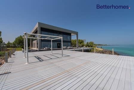 فیلا 4 غرف نوم للبيع في جزيرة نوراي، أبوظبي - State of Art| Corner Private I Water Villa