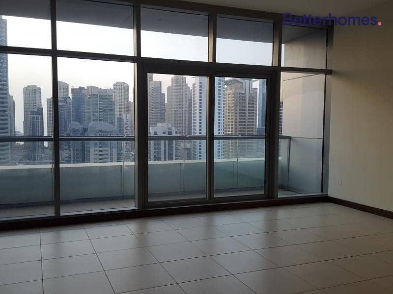 High Floor | Balcony | Sheikh Zayed & Marina view