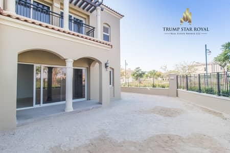 3 Bedroom Villa for Rent in Serena, Dubai - Semi-Detached |  Well Maintained | 3Br+M Villa