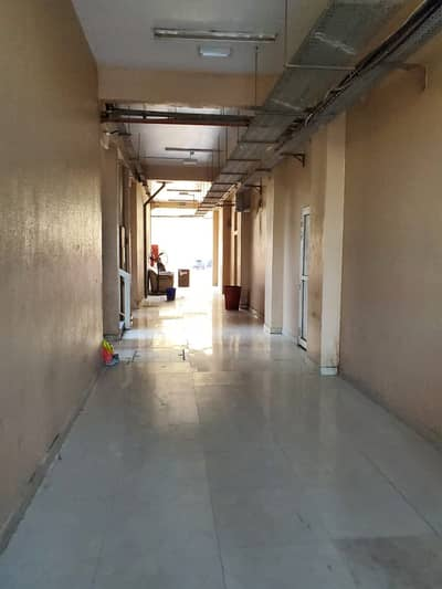 Labour Camp for Sale in Industrial Area, Sharjah - For sale in the Industrial Area 4 \ Sharjah, labo camps and 3 galleries , a great location, second piece of the main street
