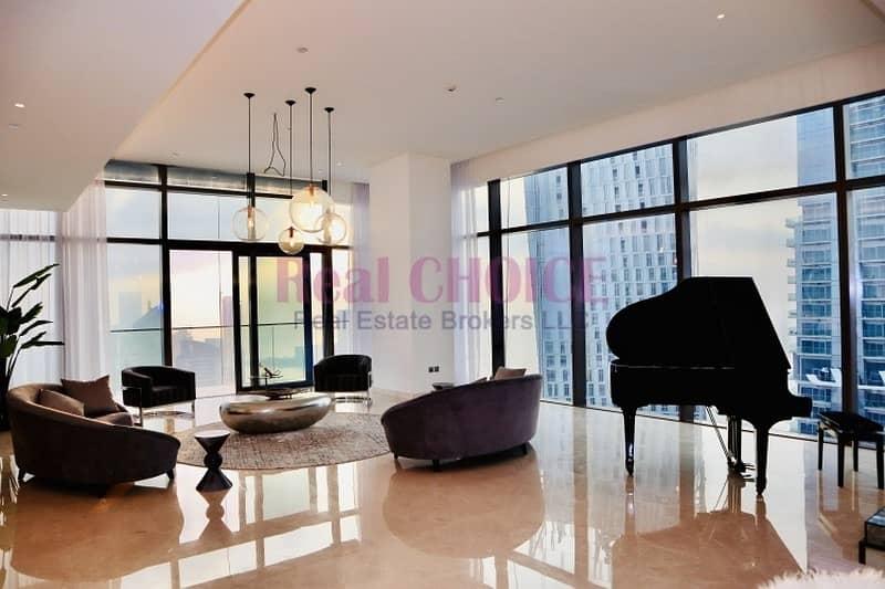 21 Upgraded Modern Half Floor   Panoramic Marina View